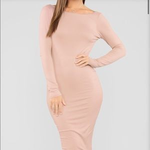 Fashion nova carin dress